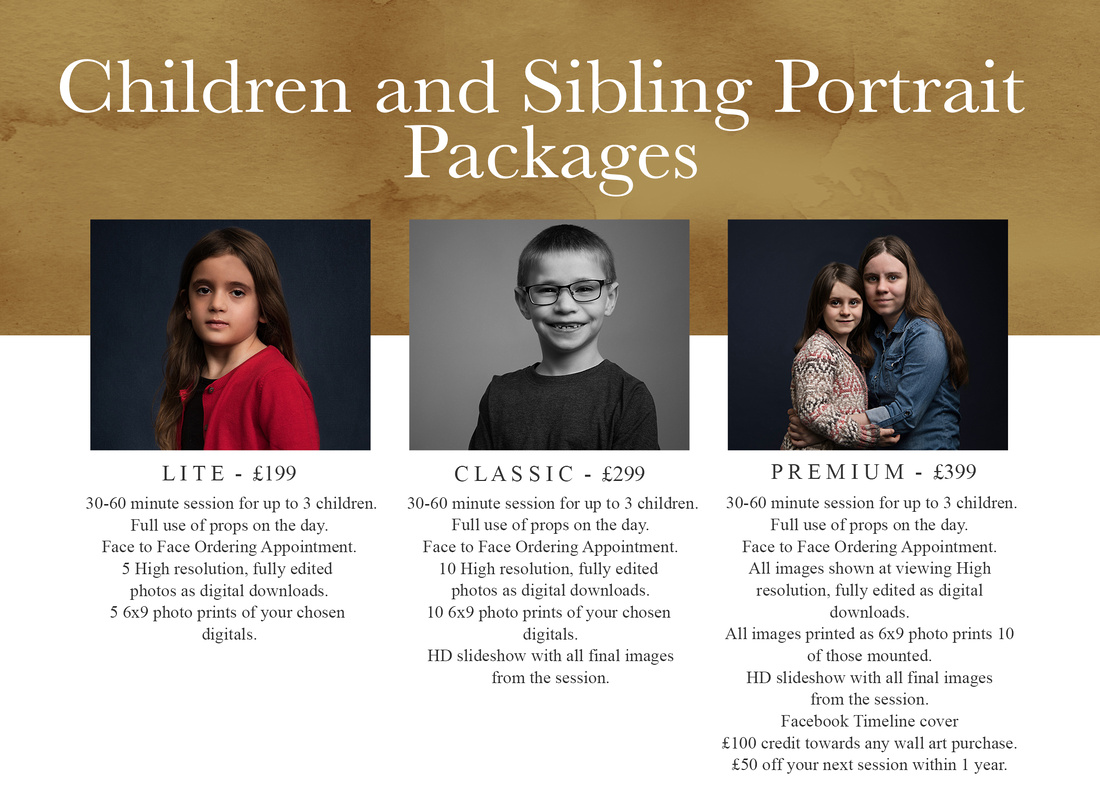 children and sibling packages