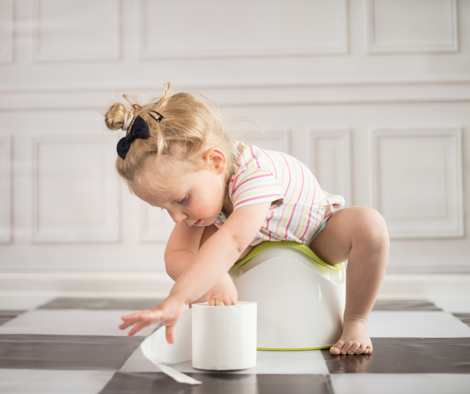toilet training advice