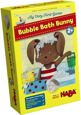 bubble bunny for 2 years olds