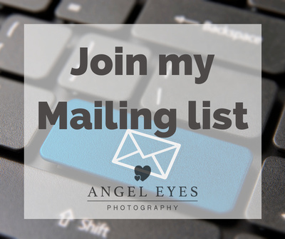 Join my Mailing list