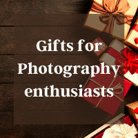 Photography Gifts for Photography enthusiasts Somerset