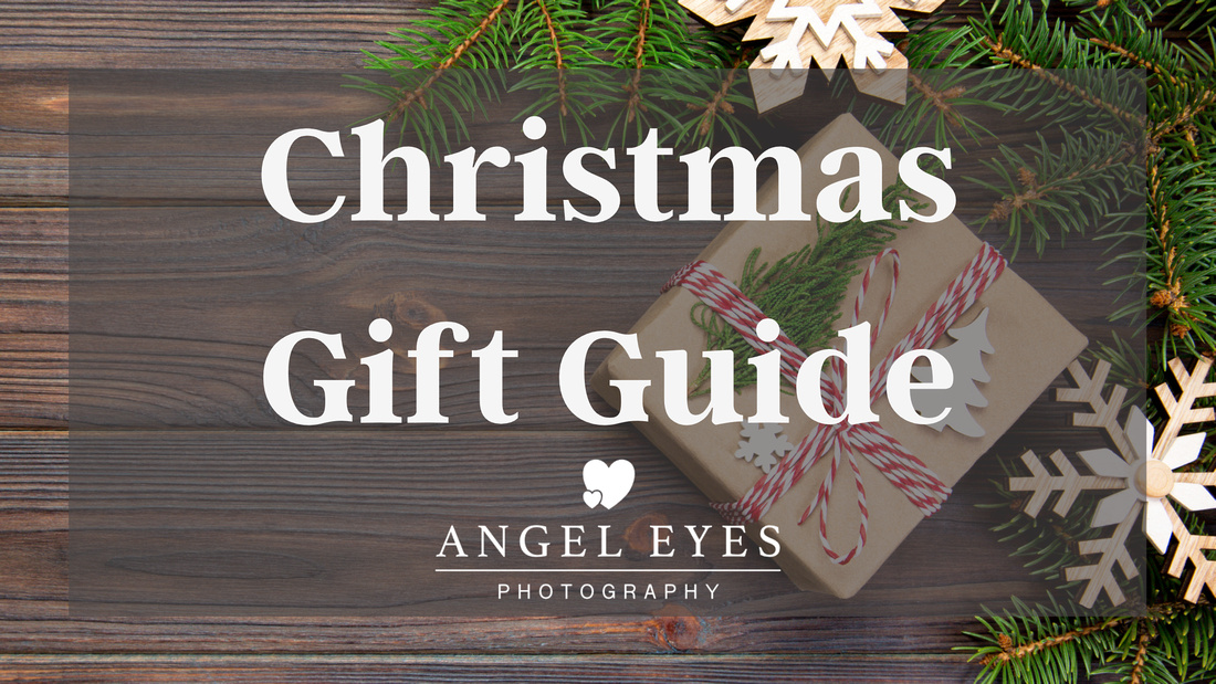 Christmas photography Gift Guide somerset