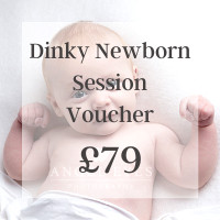 Dinky Newborn Session Voucher £79
