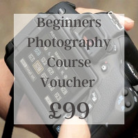 Beginners Photography Course Voucher  £99
