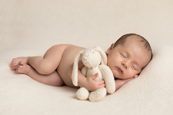 Sleeping like a baby newborn photographer taunton