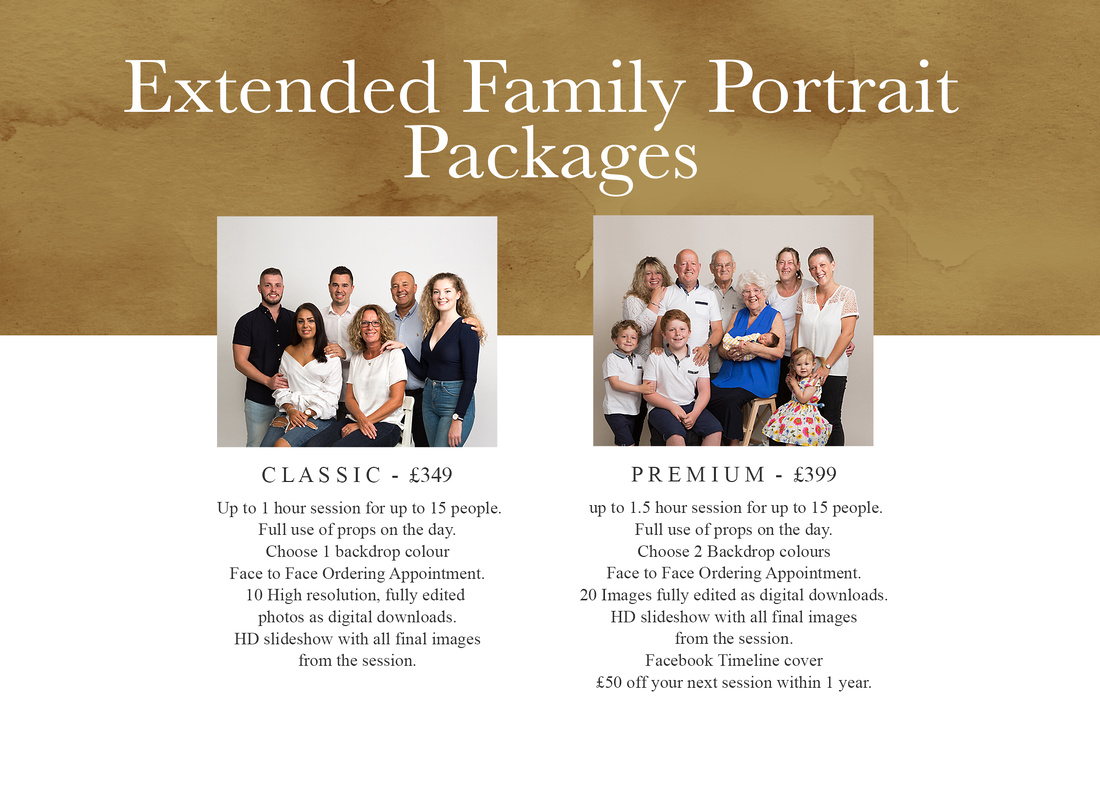Extended family packages