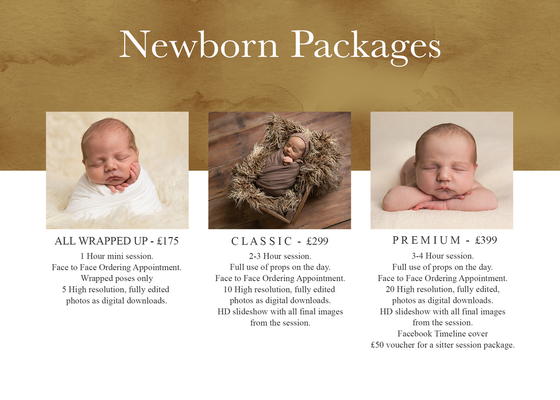 Newborn Packages