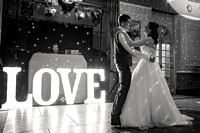 Love the first dance photographs - wedding photographer yeovil