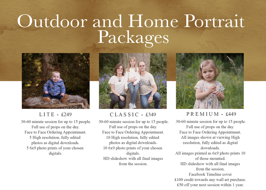 Outdoor packages