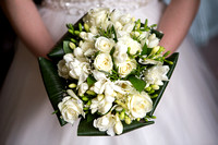 A Beautiful wedding Bouquet - photographer somerset